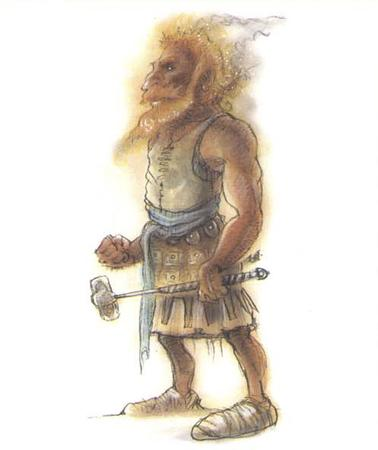 beard dnd hammer skirt tony_diterlizzi // 497x591 // 197.1KB