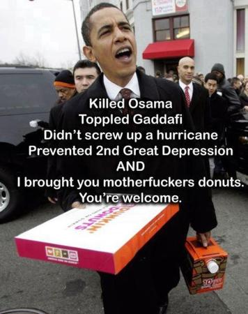 democrat donuts obama photo political youre_welcome // 570x720 // 64.5KB