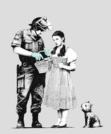 banksy cop dorothy search toto wizard_of_oz // 1330x1600 // 698.6KB