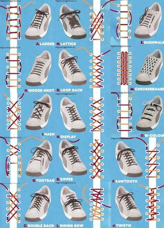 chart shoelace shoes // 800x1111 // 186.7KB