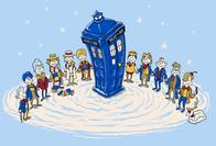 christmas doctor_seuss doctor_who tardis whos whoville // 618x418 // 145.1KB