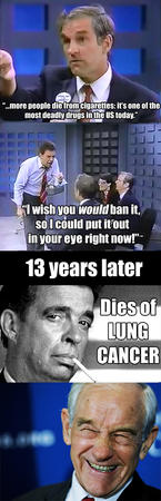 cancer composite humor morton_downey_junior political republican ron_paul screenshot // 413x1286 // 406.2KB