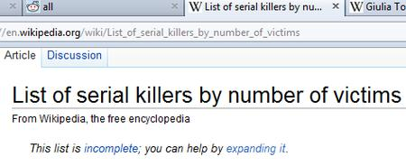 humor screenshot serial_killers wikipedia // 474x194 // 9.8KB
