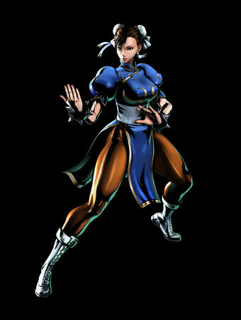 boots brunette chun_li street_fighter // 2645x3500 // 1.1MB