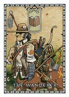 card centaur harrow paizo pathfinder wanderer // 375x525 // 66.4KB
