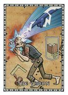 barefoot card glasses harrow lightning paizo pathfinder vest vision // 375x525 // 59.7KB