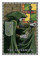 cape card harrow hood keys locksmith paizo pathfinder // 375x525 // 65.5KB
