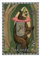 bear card harrow hat paizo party_hat pathfinder unicycle // 375x525 // 58.4KB