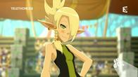 blonde braids cleophee cra green_eyes screenshot wakfu // 1024x576 // 37.3KB