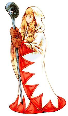 blonde fft final_fantasy gloves hood robe staff white_mage // 758x1290 // 798.9KB