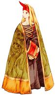 blonde cape fft final_fantasy robe summoner // 768x1304 // 1.1MB