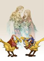 alma chocobo fft final_fantasy ramza // 580x800 // 106.3KB