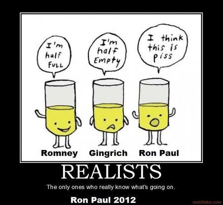 glass humor motivational optimist pessimist ron_paul // 640x589 // 42.2KB