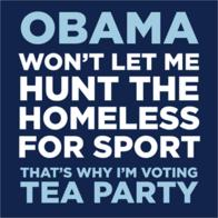 homeless macro obama political // 300x300 // 10.9KB