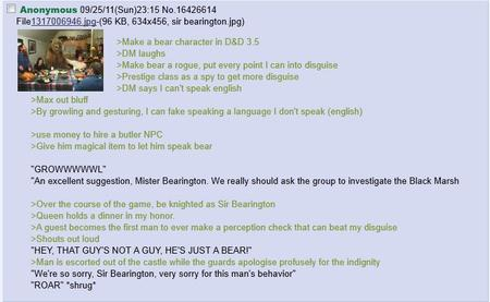4chan bear bearington humor screenshot tg // 720x443 // 60.5KB