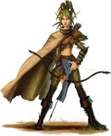 arrow boots bow cape elf pathfinder // 748x917 // 83.6KB