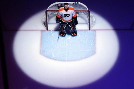 flyers goalie hockey ilya_bryzgalov philidelphia photo spotlight // 600x400 // 20.1KB