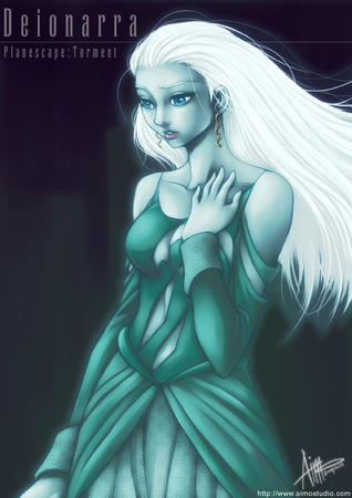 blue_eyes dress long_hair planescape white_hair // 600x848 // 76.9KB