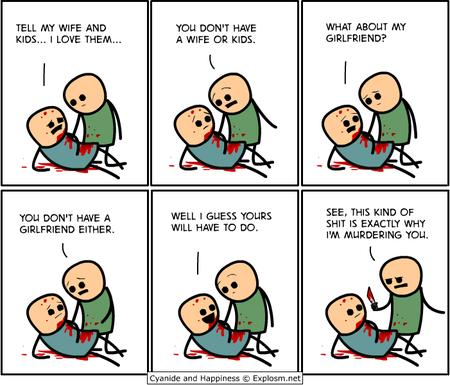 comic cyanide_and_happiness humor murder // 701x599 // 72.7KB