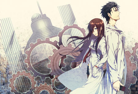 blue_eyes celphone desktop kyouma lab_coat makise_kurisu necktie redhead shorts steins_gate // 1765x1200 // 1.7MB