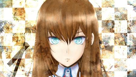 blue-eyes desktop makise_kurisu redhead steins_gate // 1280x726 // 308.1KB