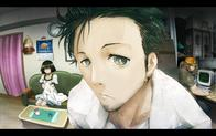 desktop kyouma shiina steins_gate // 1680x1050 // 150.8KB