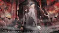 desktop kyouma lab_coat makise_kurisu necktie shorts steins_gate // 1920x1080 // 896.2KB