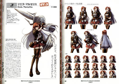 chronicles composite oversized_weapon redhead uniform valkyria // 4200x2970 // 8.6MB