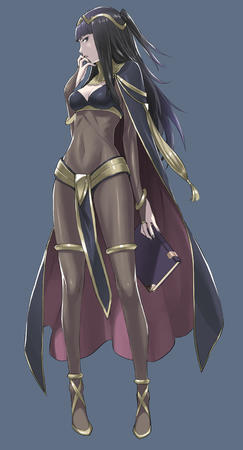 bodysuit book brunette cape cleavage fire_emblem // 2167x4014 // 531.2KB