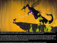 disney dnd dragon malificent sleeping_beauty // 1274x978 // 333.3KB