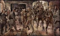 color painting schoonover wwi // 1027x606 // 567.4KB