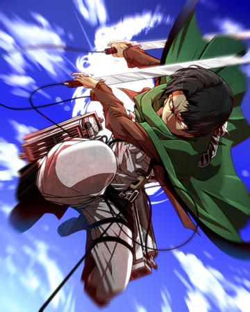 boots brunette cape jacket levi shingeki_no_kyojin sword // 1024x1280 // 772.7KB