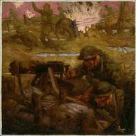 harry_fisk military oil square wwi // 1600x1597 // 830.7KB