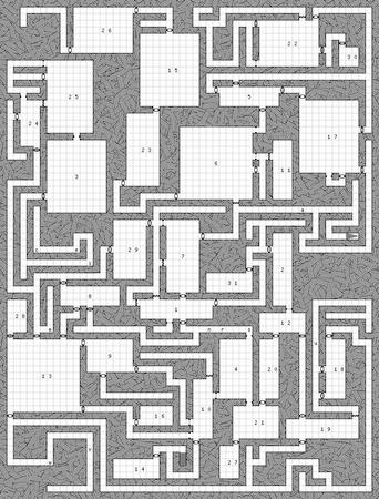 bw dungeon map // 799x1051 // 663.5KB