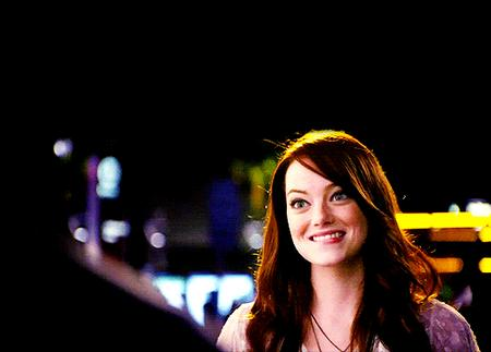 animated emma_stone reaction redhead thumbs_up // 500x359 // 350.1KB