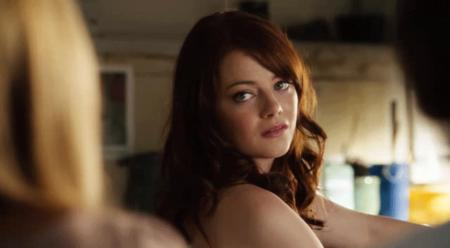 animated emma_stone reaction redhead thumbs_up // 640x352 // 1.8MB