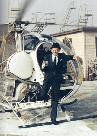 awesome hat helicopter photo sinatra suit // 500x700 // 64.1KB