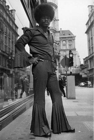 afro bell_bottoms bw photo // 500x743 // 59.2KB