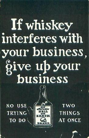 advice bw whiskey // 500x774 // 56.2KB