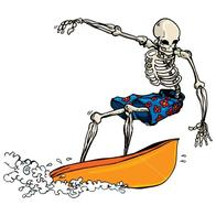 shorts skeleton surfboard // 380x380 // 42.3KB