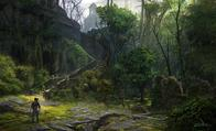 ruins scenery stairs // 1386x839 // 2.2MB