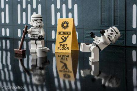 lego mop photo star_wars stormtrooper // 500x333 // 28.9KB