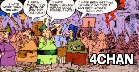 4chan comic groo hate humor // 816x422 // 784.9KB