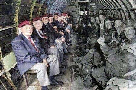 composite photo wwii // 550x363 // 54.3KB