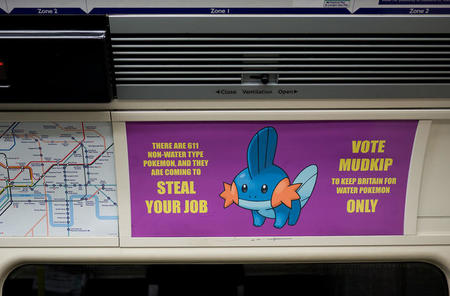 britain humor mudkip pokemon political // 680x447 // 51.7KB