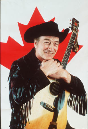 canada cowboy guitar hat photo stompin_tom_conners // 357x520 // 38.8KB