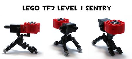 lego photo sentry tf2 // 1896x856 // 766.6KB
