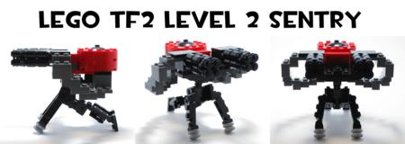 lego photo sentry tf2 // 2250x800 // 1.0MB