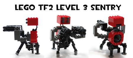 lego photo sentry tf2 // 1932x841 // 830.8KB