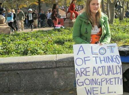 awesome photo protest sign // 550x405 // 47.3KB